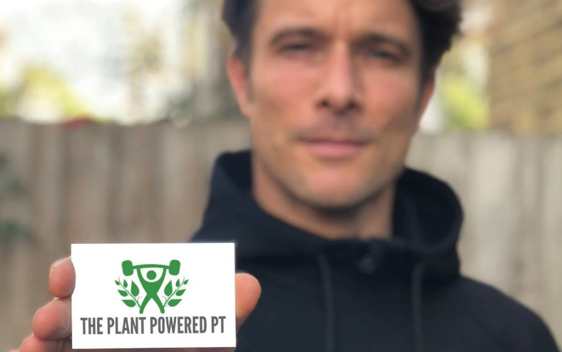 An afternoon with the Plant Powered PT - Adam Stansbury