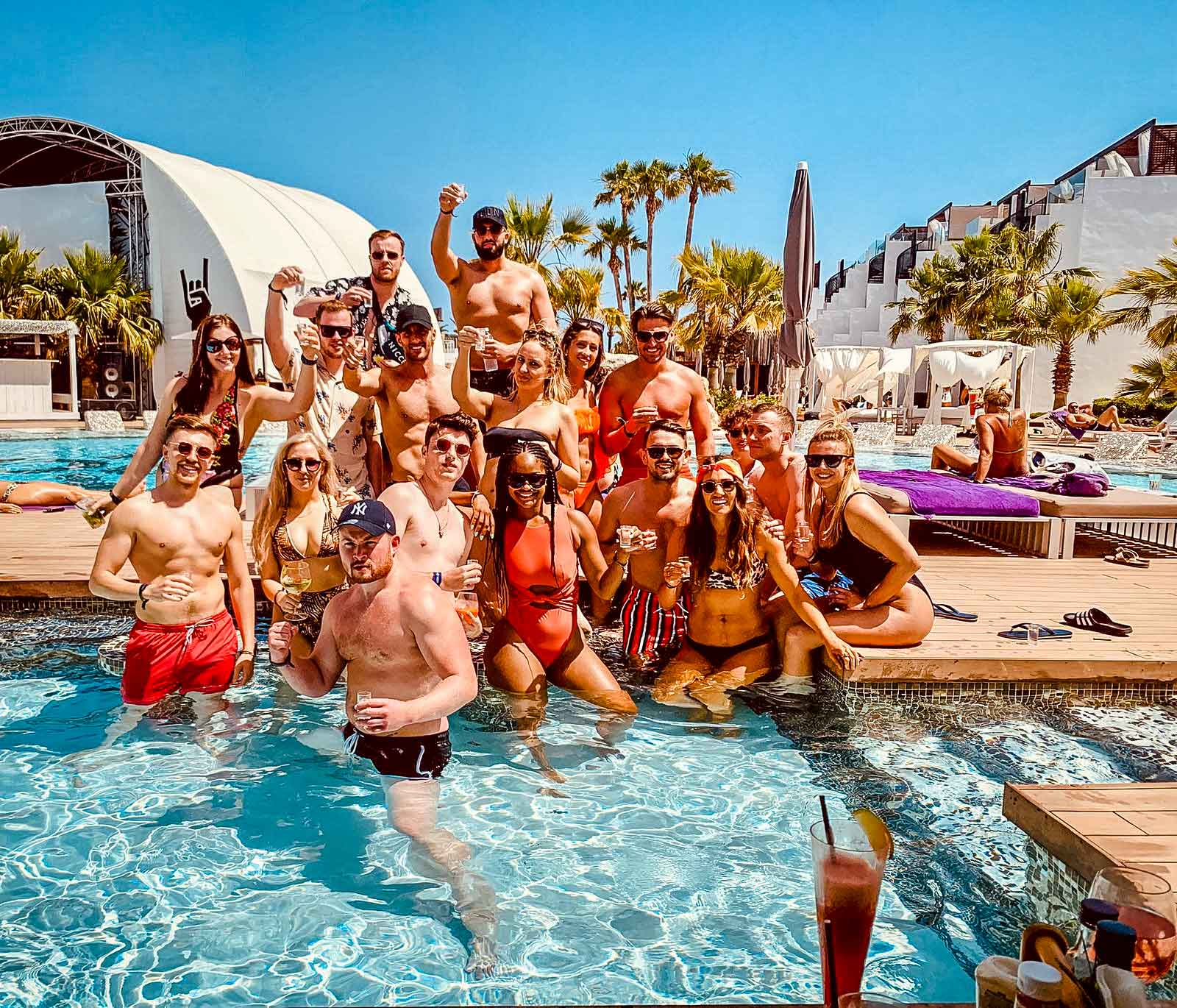 Oyster in ibiza