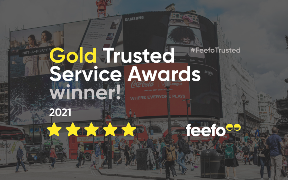 Trusted Service Award