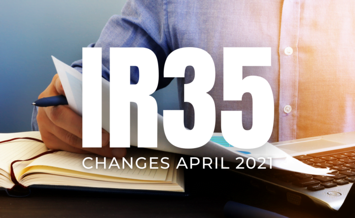 How is IR35 legislation changing in April 2021?