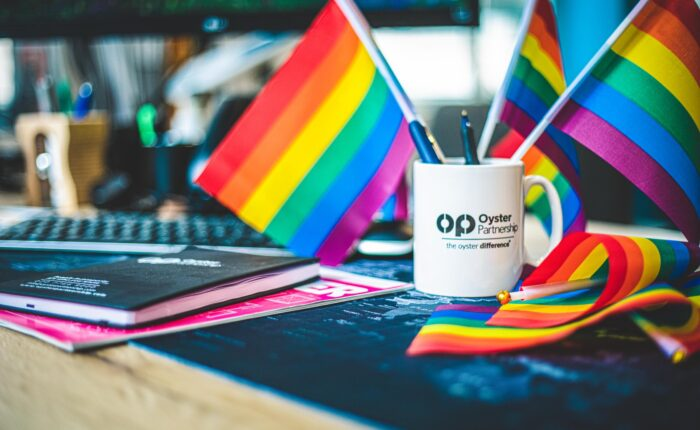 LGBTQ+ inclusion in the workplace